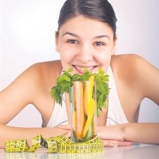 Zayıflama garantili besinler