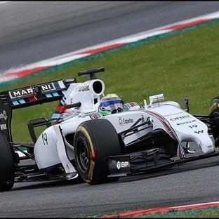 2014 Avusturya GP'inde Williams Sürprizi Yaşandı