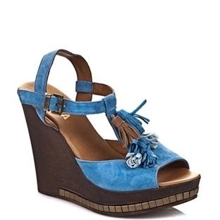 2014 Bayan Yazlık Ayakkabı Modelleri 2014