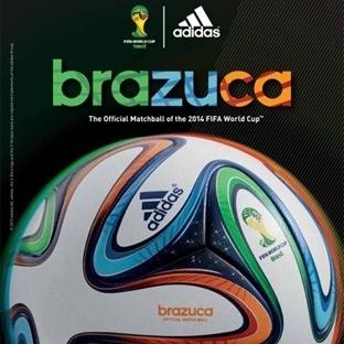 2014 Dünya Kupası Topu: Brazuca