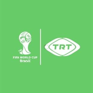 2014 Dünya Kupası TRT iPhone Uygulaması çıktı!