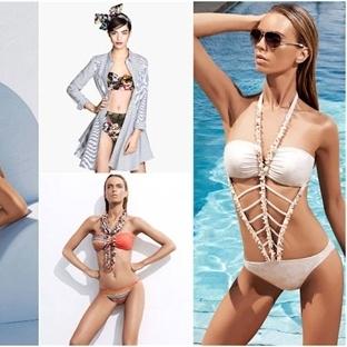 2014 yazının en çekici ve seksi mayo ve bikinileri