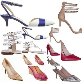 2014 Yazının Trend Bayan Ayakkabı Modelleri