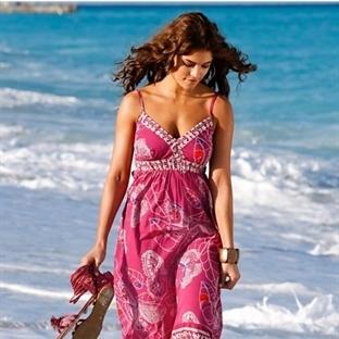 2014 Yılının Plaj Elbise Modelleri