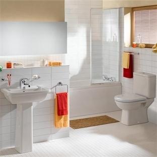 5 Dakikada Banyo-Tuvalet Temizliği