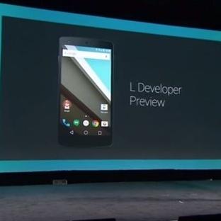 64-bit Destekli Android L Cihazlar Yıl Sonuna Yeti