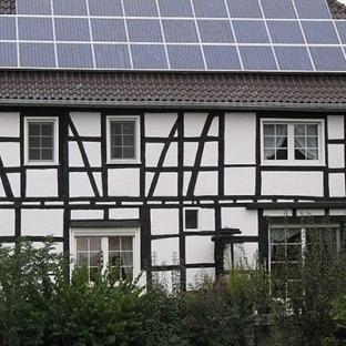 Almanya Enerjisinin Yarısını Artık Güneşi Kullanar
