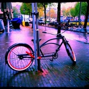 Amsterdam: Bisikletler Şehri