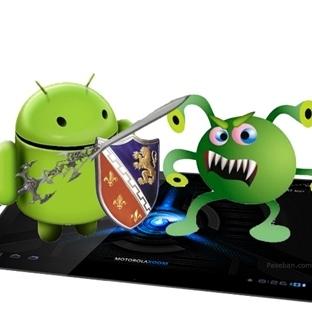 Android Cihazlar Virüs Korumalı