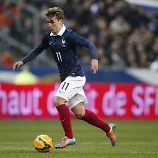 Antoine Griezmann £25m