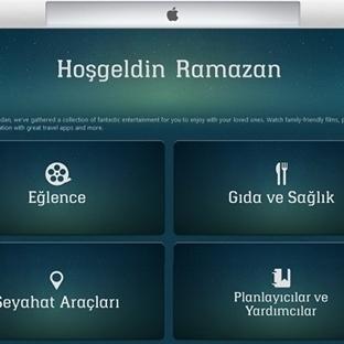 """Apple, Ramazan'a """"HOŞGELDİN"""" Diyor!"""