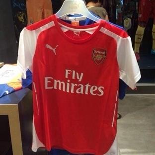 Arsenal'in Yeni Sezon Forması