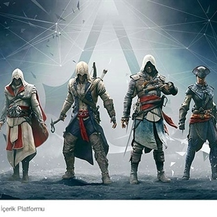 Assassin's Creed serisinde %50 ye varan indirim