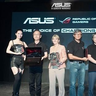 ASUS yeni üyeleri Computex 2014'te tanıttı