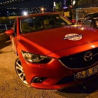 Ayaklı Heykel; Mazda 6 SKYAKTIV-G AT