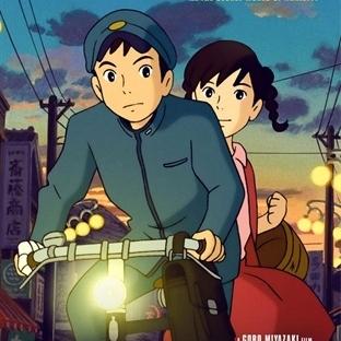 """Baba ve Oğul Miyazaki'den """"Tepedeki Ev"""""""