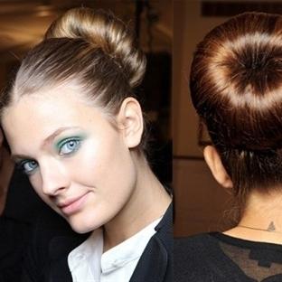 Balerin saç modeli nasıl yapılır?