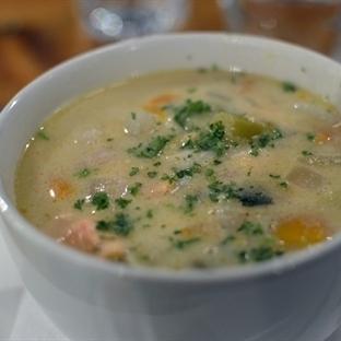 Balık Çorbasi - Fish Soup