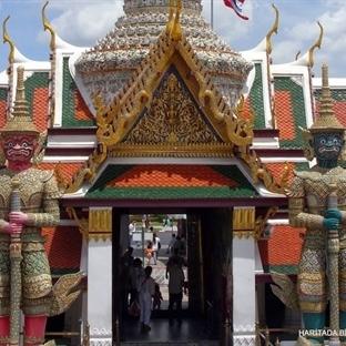 Bangkok'ta Büyük Saray