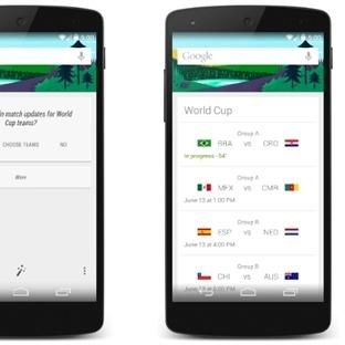 Beklenen Android 5.0 için ilk ipucu Google'dan