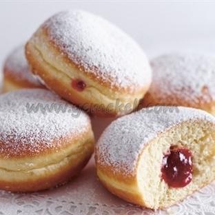 Berliner Alman Çöreği