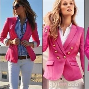 Blazer Ceketler Nasıl Giyilir ve Yazlık Kombinler