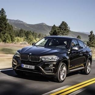 BMW X6 Tüm İhtişamıyla Yenilendi!