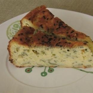 Börek Tadında Kek