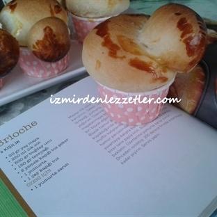 Brioche-Briyoş-Fransız Ekmeği