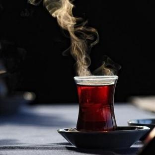 Bu Mekanda 60 Çeşit Çay Var