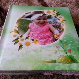 Buse'nin Fotoğrafları Kitapta Hayat Buldu