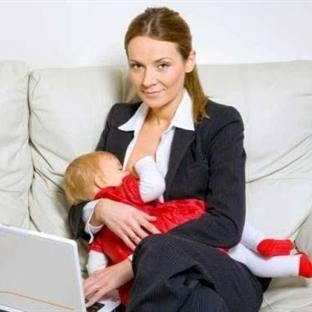 Çalışan Kadınların Doğum ve Süt İzni