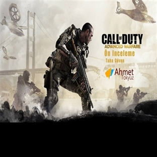 Call of Duty: Advanced Warfare Ön İnceleme