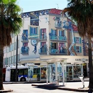 Cannes: Fransız Rivierası'nın en görkemli kenti…
