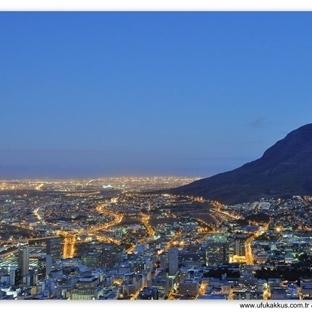 Cape Town.. Herşeyi bulabileceğiniz şehir..