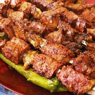 Ciğer Kebabı