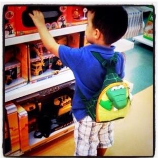 Çocukla sorunsuz alışverişin püf noktaları