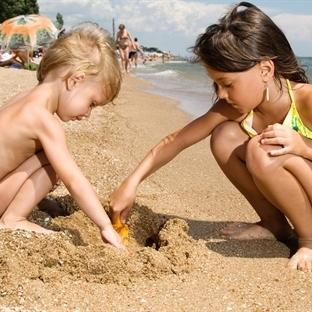 Çocukla Tatil Başlasın!