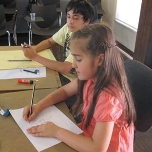 Çocuklar İçin Tasarım Derslerini Kaçırmayın
