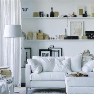 Dengenin ve Kesinliğin Rengi: Beyaz
