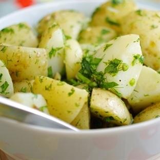 Dereotulu Patates Tarifi