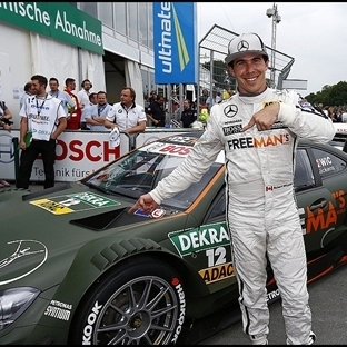DTM: Norisring'de Pole Robert Wickens'in