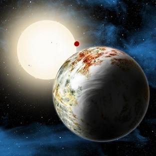 Dünya'dan 17 Kat Ağır Gezegen Keşfedildi