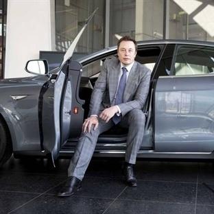 """Elon Musk: """"Bütün Patentlerimiz Size Aittir!"""""""