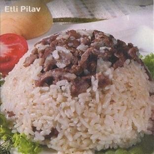 Etli Pilav Tarifi