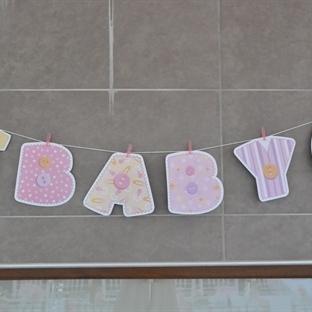 Evde Baby Shower Partisi
