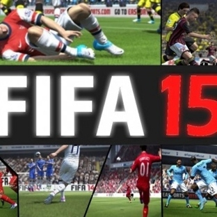 FIFA 15'in videosu geldi!