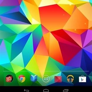 Galaxy S5 Canlı Duvar Kağıdı