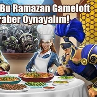Gameloft Ramazan Kampanyası