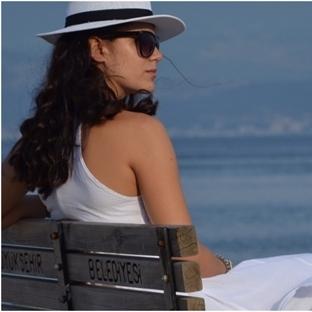 Gardırobum: Beyaz Elbise